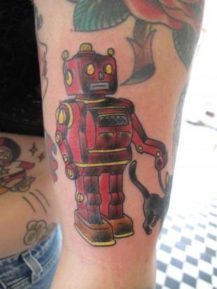 Carmenrobot